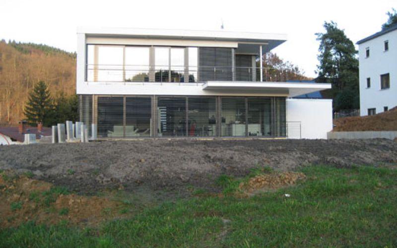 Neubau 3 - Architektur kubus ...