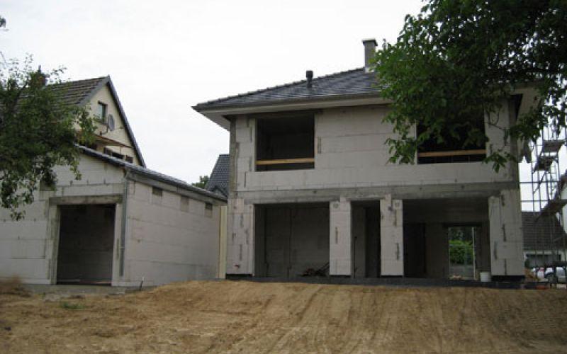 Neubau 4 - Architektur kubus ...