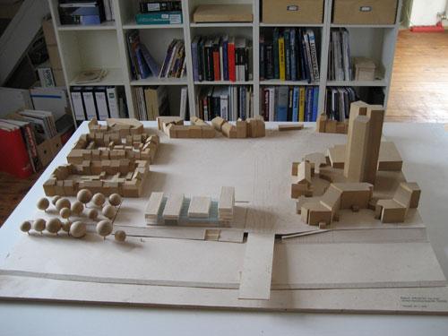 Neubau projekt 4 - Architektur kubus ...