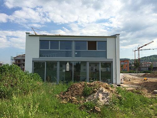 Neubau 6 - Architektur kubus ...